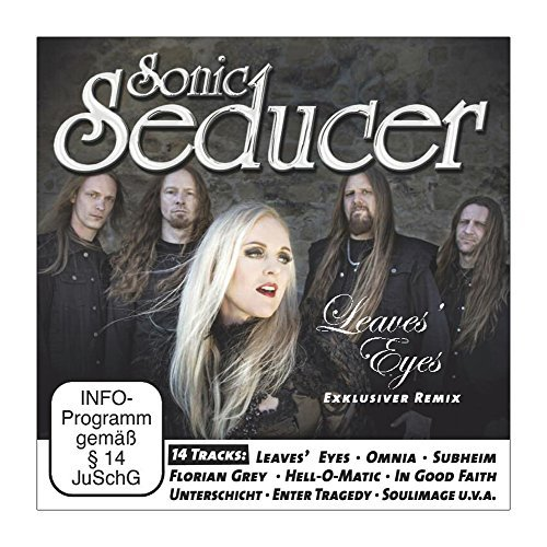 Sonic Seducer 02-2016 mit Beyond The Black Titelstory + CD mit exkl. Track von Leaves' Eyes u.v.a. + Gatefold-Titel: T??SN + Gothic Taschenkalender 2016, Bands: Nightwish, ASP, IAMX u.v.m. by Leaves' Eyes