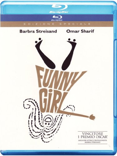 Funny girl [IT Import] [Blu-ray]