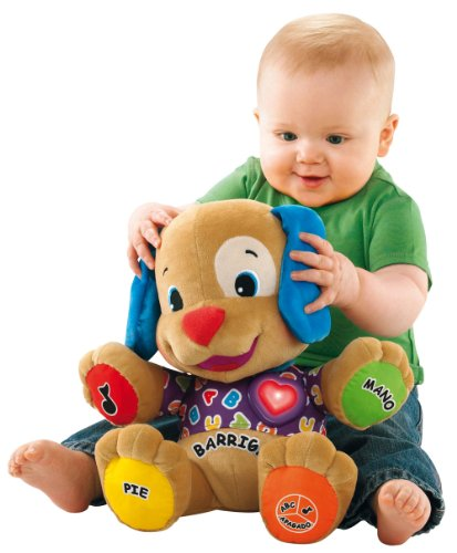 Fisher Price - Perrito aprendizaje