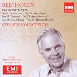 EMI Masters - Popular Piano Sonatas / Stephen Kovacevich