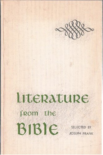 bible as lit The lifepac bible worktext curriculum covers the themes of theology, the  attributes of god, biblical literature, biblical geography, christian growth, and.