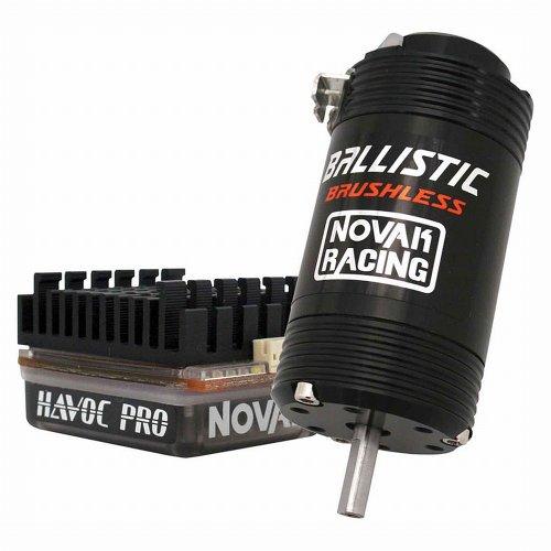 Novak 3117 Havoc Pro Sc Ballistic 550 5.5T Short Course System