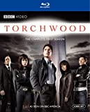 Cover art for  Torchwood: The Complete First Season [Blu-ray]