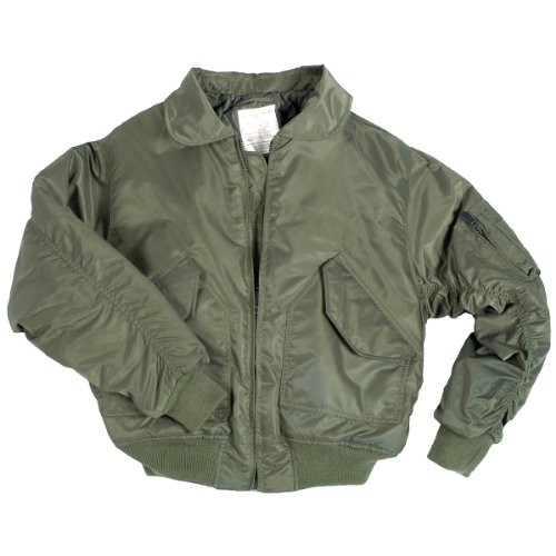 mil-tec-mens-us-cwu-basic-flight-jacket-olive-size-l