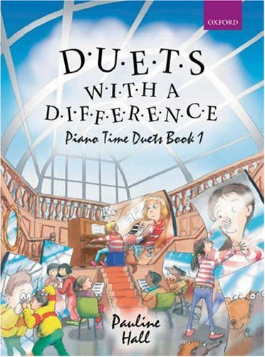 Duets with a Difference (Piano Time)