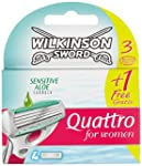 Wilkinson Sword Quattro for Women Sen...