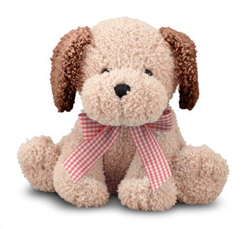 Melissa & Doug Meadow Medley Golden Puppy - 1