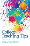 img - for College Teaching Tips (3rd Edition) book / textbook / text book