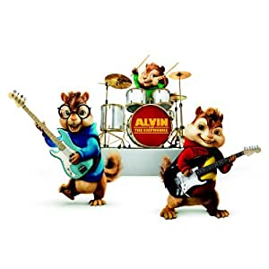 Alvin and the Chipmunks 3D (34inch x 24inch / 84cm x 60cm