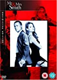 Mr & Mrs Smith - Definitive Edition [DVD]