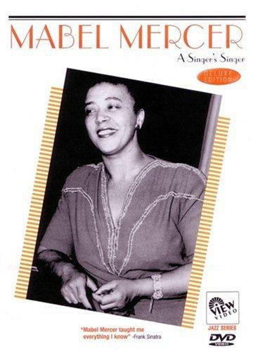 Mabel Mercer - A Singer's Singer [1979] [DVD]