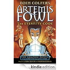 Artemis Fowl: The Eternity Code Graphic Novel (Artemis Fowl Graphic Novel)