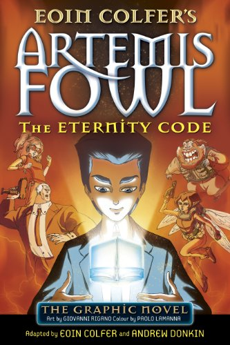 Artemis Fowl: The Eternity Code Graphic Novel