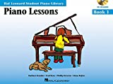img - for Piano Lessons Book 1 - Book/Enhanced CD Pack: Hal Leonard Student Piano Library book / textbook / text book