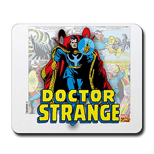 Doctor Strange Panels Mousepad