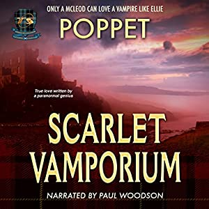 Scarlet Vamporium Audiobook