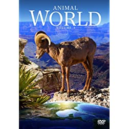 ANIMAL WORLD VOLUME 5 (Limited Collector's Edition) REGION FREE