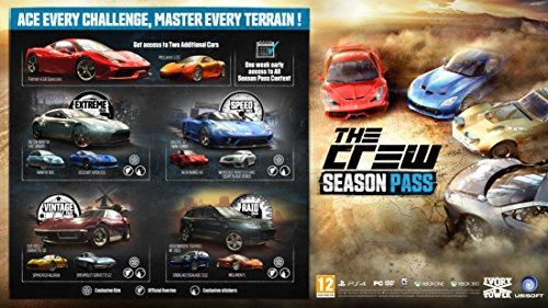 The Crew Season Pass Uplay Code screenshot
