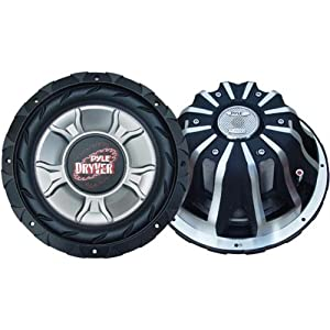 12 Dryver Series Subwoofers - 3200W Max-T51816 by Pyle