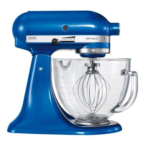 KitchenAid Artisan Mixer Electric Blue + Free Gift from Kitchenaid