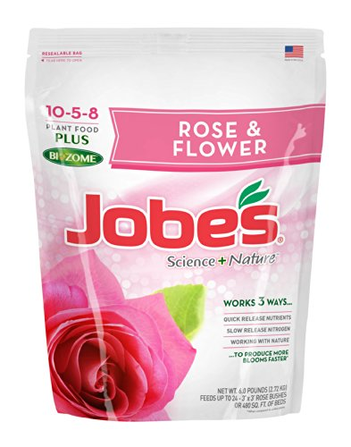 jobes-granular-rose-and-flower-fertilizer-with-biozome-6-pound-bag