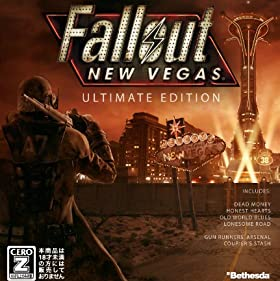 Fallout: New Vegas Ultimate Edition【CEROレーティング「Z」】[18歳以上のみ対象]