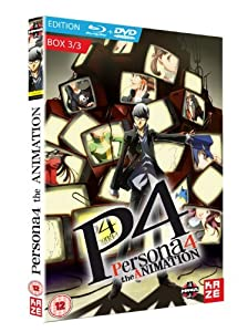 Persona 4: The Animation, Volume 3 (Blu-ray / DVD Combo)