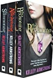 Kelley Armstrong Kelley Armstrong Darkest Powers Trilogy 3 Books Set Pack RRP : 22.97 (The Reckoning, The Summoning, The Awakening)(Kelley Armstrong Collection)