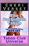 The Forbidden Taboo: The Complete Series Box Set
