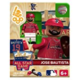 Jose Bautista American League Outfielder #19 All-Star Game OYO Minifigure