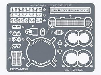 Tamiya - 12615 - Accessoire Pour Maquette - Photo Découpe Takata Dôme Nsx '05