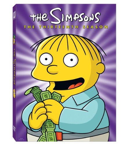 The Simpsons – Season 13 – Complete [DVD]