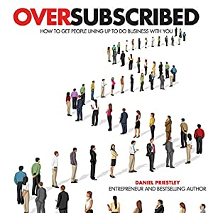 Oversubscribed Audiobook