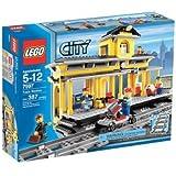 LEGO City Train Station