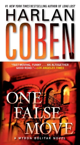 One False Move: A Myron Bolitar Novel (Myron Bolitar Novels)