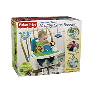 Fisher-Price Precious Planet Deluxe Booster Seat