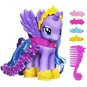 My Little Pony Fashion Style Princess Luna Figure Toys Games