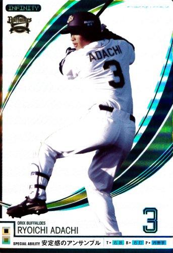 【オーナーズリーグ】[安達 了一] オリックス・バファローズ インフィニティ 《OWNERS LEAGUE 2012 02》ol10-038
