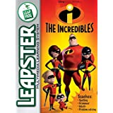 Leap Frog Leapster Educational Game: The Incredibles For Original Leapster And Leapster 2 Systems.