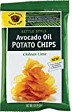 Good Health Avocado Oil Potato Chips, Chilean Lime, 1.25-Ounce (Pack of 24)