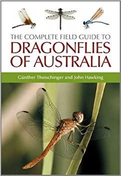the complete field guide to dragonflies of australia - gunther theischinger and john hawking