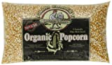Great Northern Popcorn, Organic, 5 Pound