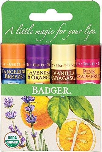 classic-lip-balm-tangerine-breeze-lavender-orange-vanilla-madagascar-pink-grapefruit-4pk