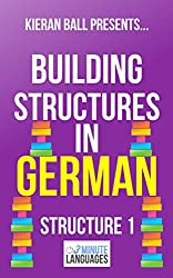Building Structures in German- Structure 1