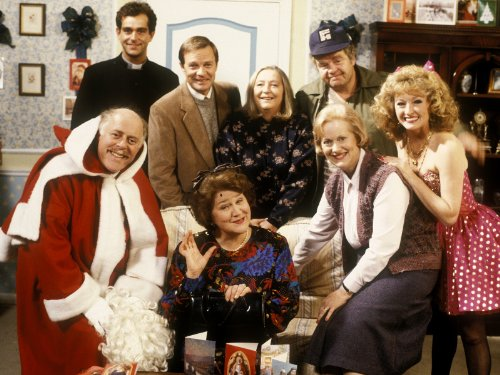 Keeping Up Appearances Holiday Special movie