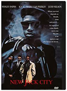 New Jack City Sp.ed. (Bilingual) [Import]