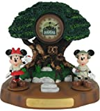 Disney Animal Kingdom Mickey & Minnie Alarm Clock