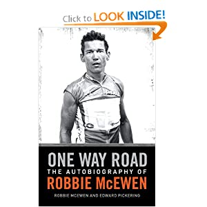 Download One Way Road: The Autobiography of Three Time Tour de France Green Jersey Winner Robbie McEwen