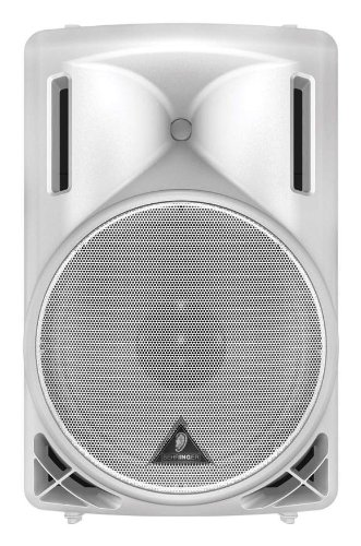 Behringer B212D Powered Speaker, White