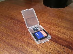 SanDisk 16GB microSDHC Memory Card w/ SD Adapter